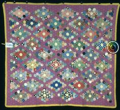 The Quilt Index.  Typical 30's fabrics