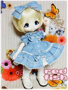 Red Fish outfit x Kinoko Juice