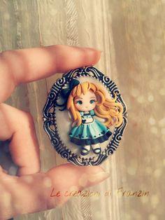 #Alice #in #the #wonderland #fimo le creazioni di  #franzin