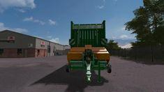 FS17 - Malone Silage Wagon V1.0 - Farming Simulator Mod Center Simulation Games, Running Gear, Farming, Remote, Running Wear, Pilot
