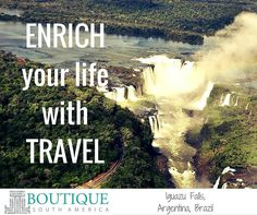 Travel is known for making our lives richer and more full. The adventures and incredible experiences that happen are the best teachers life canoffer#enrichyourife #enrichment #therichlife #fullyliving #livinglifetothefullest #fulfillinglife #exploremore #seeitall