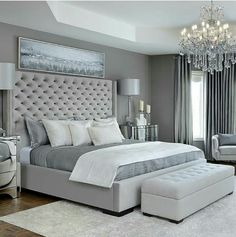 Modern Bedroom Carpet Ideas - Future Home - Bedroom Decor Grey Bedroom Design, Simple Bedroom Design, Bedroom Colors, Bedroom Inspo Grey, Bedroom Styles, Bedroom Neutral, Bedroom Inspiration, Bed Room Design Modern, Bedroom Colour Schemes Neutral