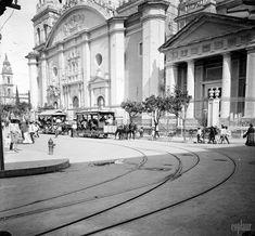 Catedral de Guadalajara 1900