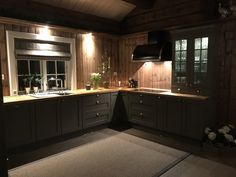 Lodge Decor, Kitchen Cabinets, Home, Cabinets, Ad Home, Homes, Haus, Dressers, Kitchen Cupboards