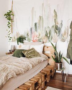 Bedroom plants decor, cactus bedroom, abstract lines, urban outfitters room, Cactus Bedroom, Bedroom Plants Decor, Plant Decor, Wall Decor, Wall Art, Living Room Decor With Plants, Cactus Decor, Decor Room, Wall Murals