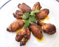 Alitas de pollo al pimentón