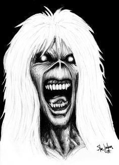 Iron Maidens Eddie 2 by ~srking70 on deviantART