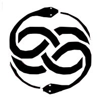 Celtic warrior symbol of protection (A tattoo my character Xander has on his left upper arm.)