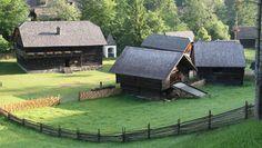 Das Österreichische Freilichtmuseum in Stübing nahe Graz zählt zu den 10 großen zentralen Freilichtmuseen Europas.