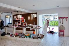 Bauchgefuhl store Kirchdorf Austria 02 Maternity Stores, Maternity Boutique, Visual Merchandising, Childrens Shop, Branding, Retail Space, Design Furniture, Kirchen, Retail Design