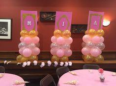 Princess birthday party idea