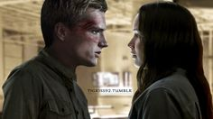 - Katniss and Peeta in D13 - FINISHED!!! My manipulations and I hope you like it and give credit if you use it thank you…