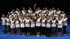 US Olympic Swimming Team