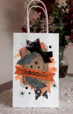 Stampin' & Scrappin' with Stasia: FaBOOlous