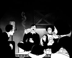 The movie Persepolis by marjane-satrapi is such an interesting insight into life in Iran before and during their revolution.  Such a great film that has fantastic art.