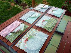 Hoje o WSI trouxe uma ideia criativa para quem gosta de realizar refeições em espaços abertos como no quintal ou no parque. Confira!