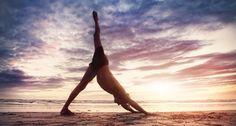 La práctica del yoga involucra la mente y el cuerpo.