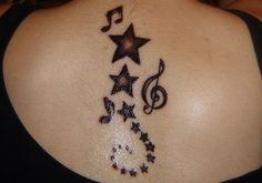 music+notes+and+star+tattoos+(4).jpg (500×350)