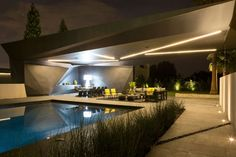 Экстримальный дизайн дома в ЮАР