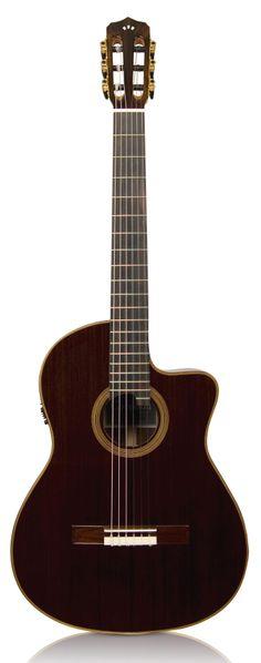12/14 Rose - Cordoba Guitars 640mm