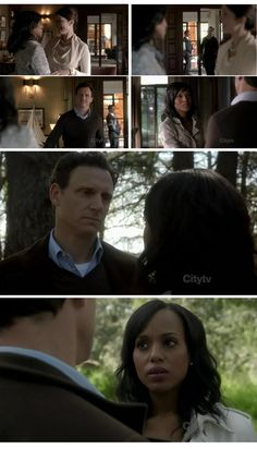 Scandal - Fitz and Olivia.