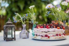pavlova Pavlova, Panna Cotta, Mini, Ethnic Recipes, Food, Decor, Decoration, Dulce De Leche, Meal