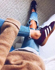 Those shoes!!