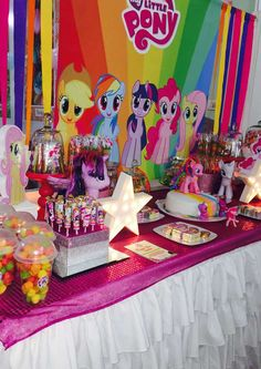 My Little Pony Birthday Party Ideas | Photo 4 of 11