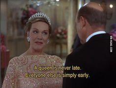 When my teachers complain I am always late for school