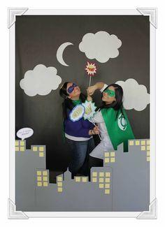 SuperKiridu's 4th Birthday Photo Booth fun