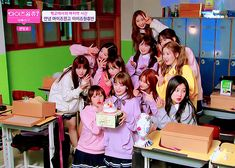 Fandom, 3 In One, The Wiz, Yuri, Highlight, Photo Wall, Asian, Kpop, Magazine