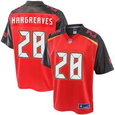 Vernon Hargreaves III Tampa Bay Buccaneers NFL Pro Line Youth Player Jersey - Red