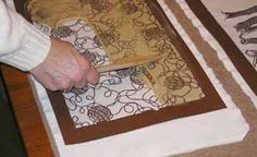 Katazome   About Katazome - Step-by-Step Process for Japanese Stencil Dyeing