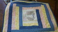 Quilted Challah Cover by JamieElaine on Etsy, $65.00