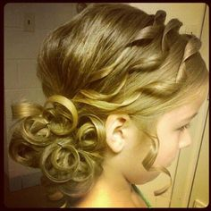 I'll have to try this on my sister's hair!