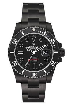 784054cbbbe Bamford Watch Dept Bamford Watch Department Customized Rolex Submariner  Watch