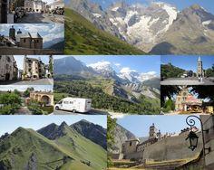 """Nuestros viajes en Autocaravana: VERANO 2012 2ª PARTE ·"""" FRANCIA - AURVENIA Y ALPES COSTA AZUL"""""""