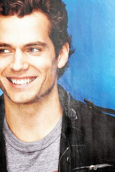 Henry Cavill...the Man of Steel