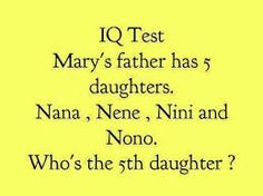 36 Best IQ test questions images in 2014 | Online tests