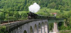 The Bohinj Railway operates along the Transalpina route through Slovenia's Julian Alps and Triglav National Park. The journey can be experienced on our Slovenia, Croatia & Montenegro tour. https://www.greatrail.com/tours/slovenia-croatia-montenegro/