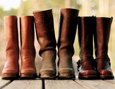How to Properly Put Away Your Boots for Spring And Summer
