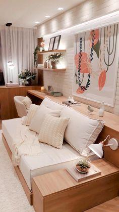 Sofá cama personalizado Fio & Arte, no projeto decorado Estúdio ARK Ark, Head Boards, Sleeper Couch, Strands, Products