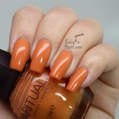 SpaRitual Cycles & Unveil Peel Off Basecoat - Review & Swatches  http://www.lucysstash.com/2015/02/sparitual-cycles-unveil-peel-off-basecoat-review-swatches.html