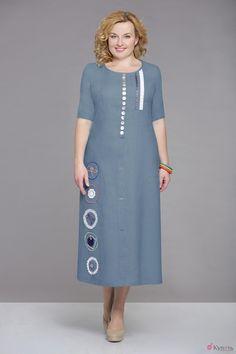 Платье Надин-Н 1186 (2) джинс