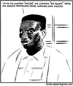 Negre de color o de color negre - FOL-HUG