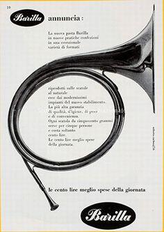 Barilla - Erberto Carboni 1956