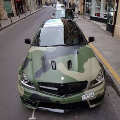 Mercedes AMG Camo – Şevket Aslanbaş – Join the world of pin Mercedes C63 Amg, Mercedes Benz Cars, Volkswagen Golf Mk1, Carros Audi, Camo Truck, C 63 Amg, Futuristic Cars, Car Wrap, Cars And Motorcycles