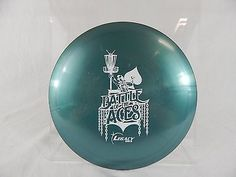 Legacy Battle Of The Aces Legend Phenom Golf Disc - 175g - Green w/ White Stamp