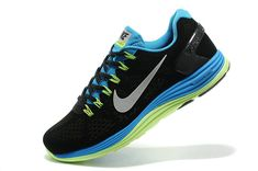 the latest bba80 c2f93 Nike LunarGlide+ 5 EXT Anthracite Sport Turquoise Metallic Silver