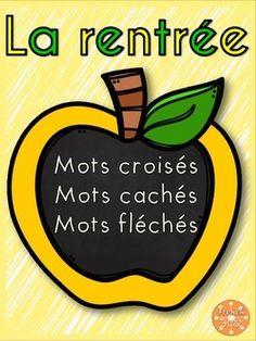 Mots cach s pour enfants th me arbres fruitiers 1 for Se portent pour saluer mots fleches